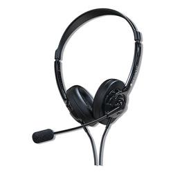 Spracht ZuM ZuM350B, Binaural, Over The Head Headset