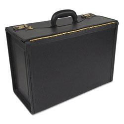 Classic Tufide® Tufide Classic Catalog Case, 22-1/4 x 8-3/4 x 13-1/2, Black