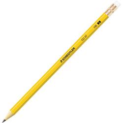 Staedtler Pre-Sharpened No.2 Pencils, 12/BX, Yellow