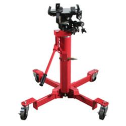 Sunex 1.000 lb. (1/2 Ton) Capacity Air/Hydraulic Telescopic Transmission Jack