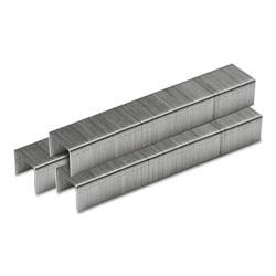 Swingline Optima High-Capacity Staples, 0.38 in Leg, 0.5 in Crown, Steel, 2,500/Box