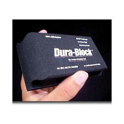 "Trade Associates 1/3 Dura Block 5 1/4"" Sanding Block"