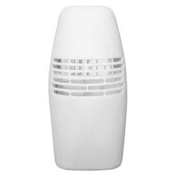 Timemist Locking Fan Fragrance Dispenser, 3 in x 4.5 in x 3.63 in, White