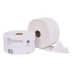 Tork Universal High Capacity Bath Tissuel w/OptiCore, Septic Safe, 2-Ply, White, 2000/Roll, 12/Carton