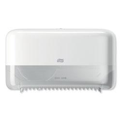 Tork Elevation Coreless High Capacity Bath Tissue Dispenser,14.17 x 5.08 x 8.23,White