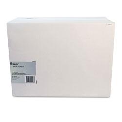 Troy 0281350001 90A MICR Toner Secure, Alternative for HP CE390A, Black