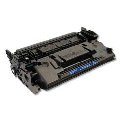 Troy 0281576500 26X High-Yield MICR Toner, Alternative for HP CF226X, Black