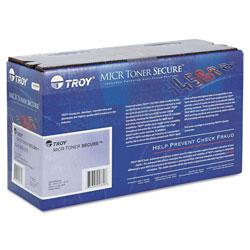 Troy 0282000001 78A MICR Toner Secure, Alternative for HP CE278A, Black