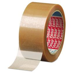 Tesa Tapes Carton Sealing Tape, 2 in x 110 yds, Clear
