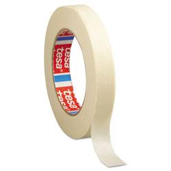 Tesa Tapes General Purpose Masking Tape, 0.75 in x 60 yds, Natural