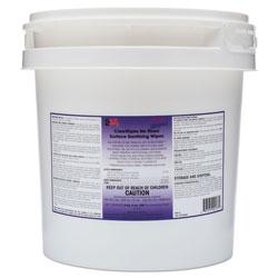 2XL CareWipes Surface Sanitizing Wipes, 10 x 10, 500/Bucket, 2 Buckets/Carton