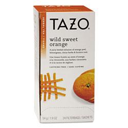 Seattle's Best® Tea Bags, Wild Sweet Orange, 24/Box