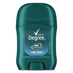 Degree Men Dry Protection Anti-Perspirant, Cool Rush, 1/2 oz, 36/Carton