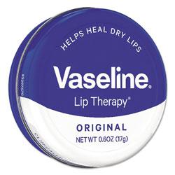 Vaseline® Lip Therapy, 0.6 oz, 12/Carton