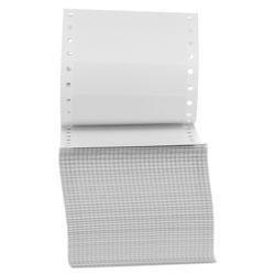Universal Office Products Dot Matrix Printer Labels, Dot Matrix Printers, 0.94 x 3.5, White, 5,000/Box