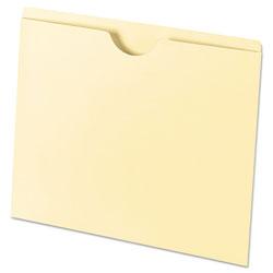 Universal Office Products Economical Manila File Jackets, Letter Size, Manila, 100/Box