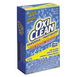 OxiClean® Versatile Stain Remover Vend-Box, 1-Load, 1oz Box, 156/Carton