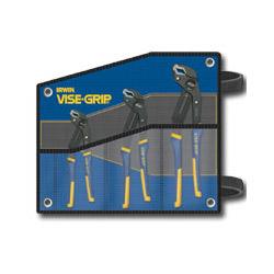 Vise Grip 3 Piece GrooveLock Kit Bag Set