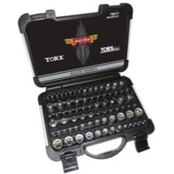 Vim Products 77 Piece Elite Series Master Torx Set
