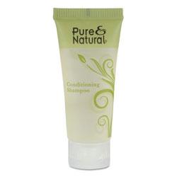 Pure & Natural™ Conditioning Shampoo, Fresh Scent, 0.75 oz, 288/Carton