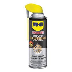 WD-40 Specialist Spray & Stay Gel, 10 oz Aerosol Can, 6/Carton