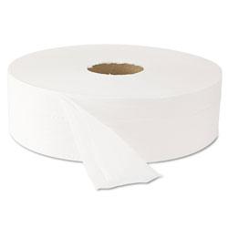 Windsoft Super Jumbo Roll Bath Tissue, 12 in dia, 2000ft, 6 Rolls/Carton