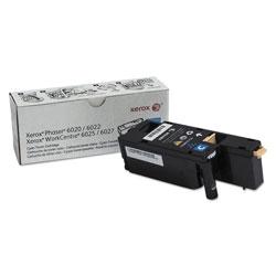 Xerox 106R02756 Toner, 1000 Page-Yield, Cyan