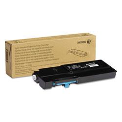 Xerox 106R03502 Toner, 2500 Page-Yield, Cyan