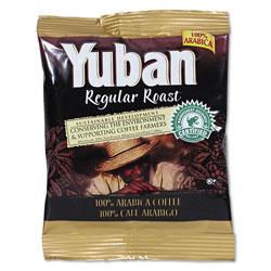 Kraft Foods Regular Roast Coffee, 1.5 oz Packs, 42/Carton