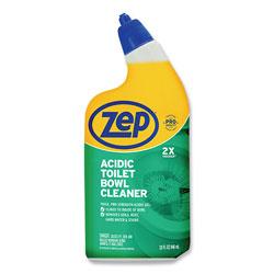 Zep Commercial® Acidic Toilet Bowl Cleaner, Mint, 32 oz Bottle