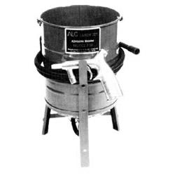 ALC Keysco Siphon Feed Sand Blaster Kit w/50lb Capacity