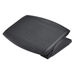 Alera Ergo Tilt Footrest, 13.75w x 17.75d x 3.38 to 5.13h, Black