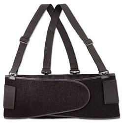 Allegro Economy Back Support Belt, X-Large, Black