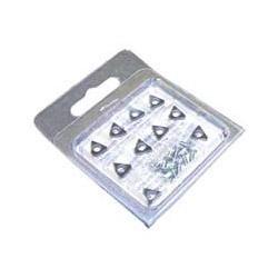 Ammco Negative Rake Carbide Insert, 10 Pack