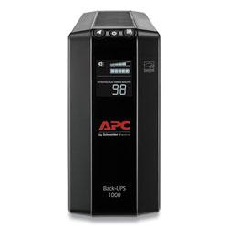 APC Back-UPS PRO BX1000M Compact Tower Battery Backup System, 8 Outlets, 1000VA, 1103 J