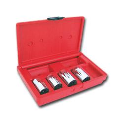 Assenmacher 4 Piece Metric Stud Remover / Extractor Set