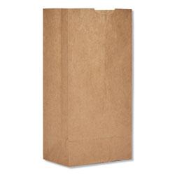 GEN Grocery Paper Bags, 30 lbs Capacity, #4, 5 inw x 3.33 ind x 9.75 inh, Kraft, 500 Bags