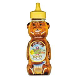 Busy Bee Clover Honey, 12 oz Bottle, 12/Carton