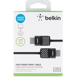Belkin 6FT HIGH SPEED HDMI M/M 1.4