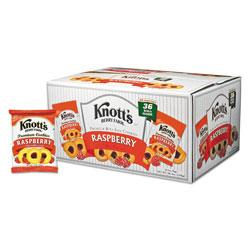 Biscomerica Premium Berry Jam Shortbread Cookies, Raspberry, 2 oz Pack, 36/Carton
