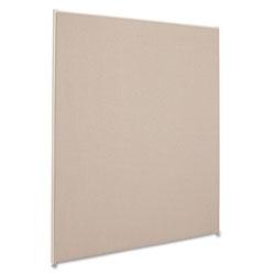 Basyx by Hon Versé Office Panel, 48w x 60h, Gray