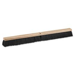Boardwalk Floor Brush Head, 36 in Wide, Polypropylene Bristles