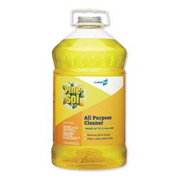 Pine Sol All Purpose Cleaner, Lemon Scented, 144 Oz