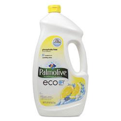 Palmolive Automatic Dishwashing Gel, Lemon, 75oz Bottle, 6/Carton