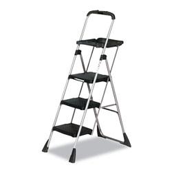 Cosco Max Work Platform, 55 in Working Height, 225 lbs Capacity, 3 Step, Black