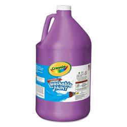 Crayola Washable Paint, Violet, 1 gal