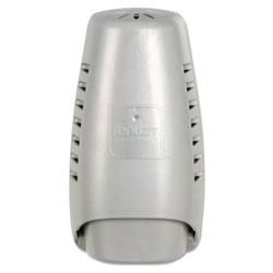 Renuzit® Wall Mount Air Freshener Dispenser, 3.75 in x 3.25 in x 7.25 in, Silver