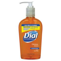 Dial Gold Antimicrobial Liquid Hand Soap, Floral Fragrance, 7.5 oz Pump Bottle