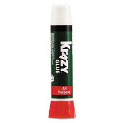 Elmer's All Purpose Krazy Glue, Precision-Tip Applicator, 0.07oz