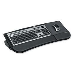 Fellowes Tilt 'n Slide Keyboard Manager, 19.5w x 11.88d, Black